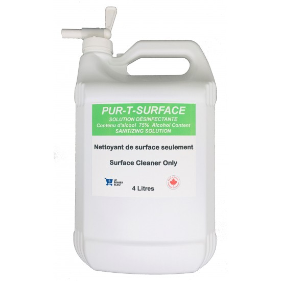 PUR-T-SURFACE